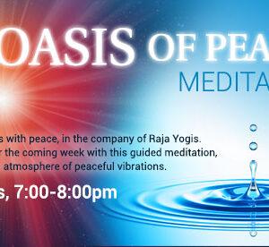 Oasis of Peace meditation